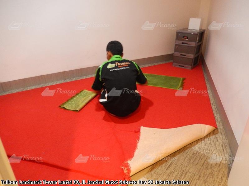 karpet masjid merah, jakarta selatan