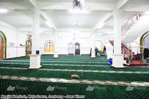 karpet masjid jombang