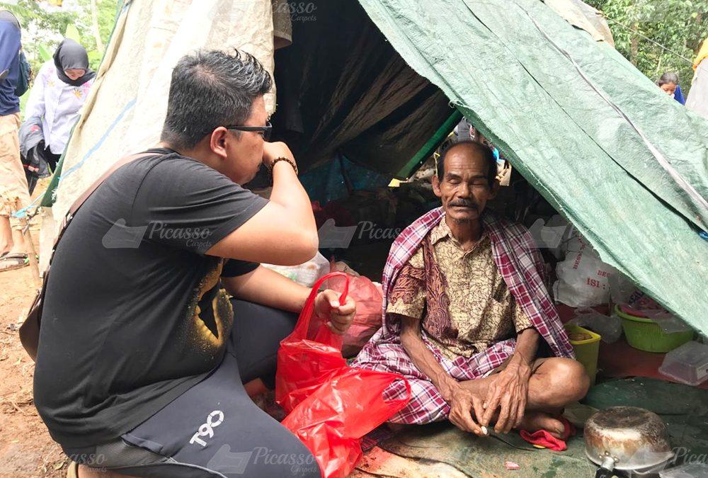 Sepenggal Kisah Tentang Menjadi Relawan Tsunami Anyer