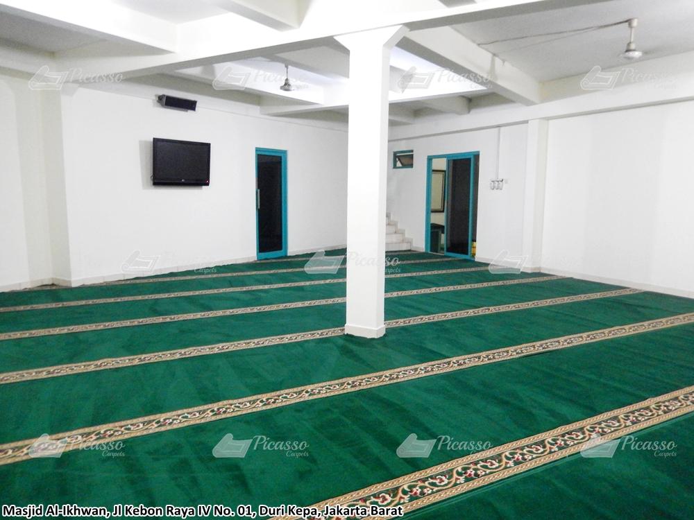 karpet masjid minimalis Jakarta