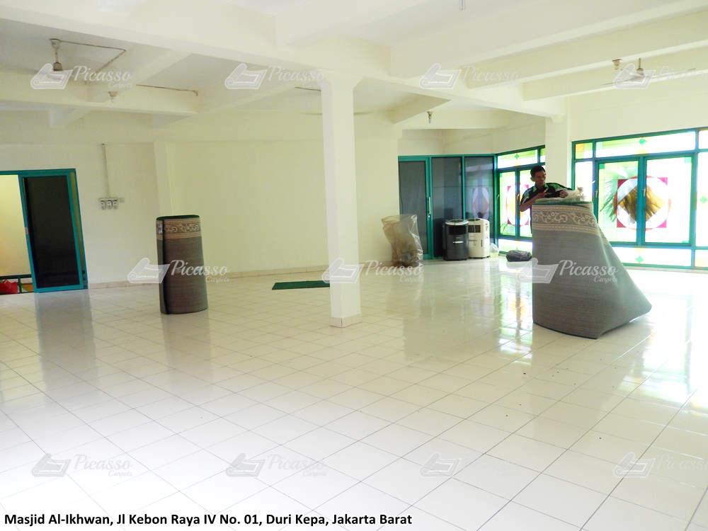 karpet masjid minimalis