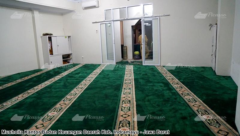 karpet masjid indramayu