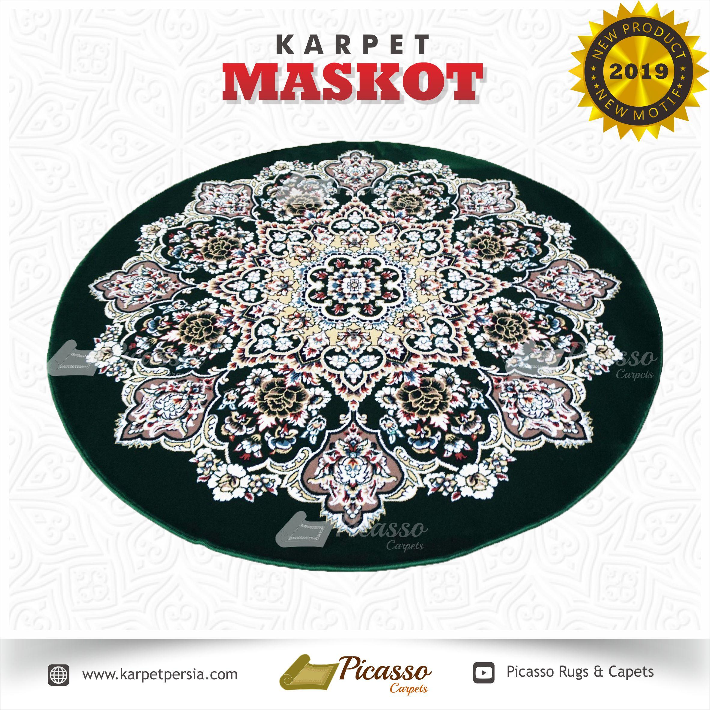 karpet masjid maskot