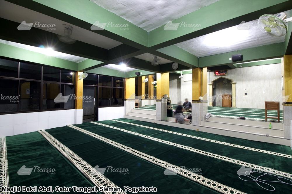 Karpet Masjid Bhakti Abdi, Catur Tunggal, Sleman Jilid II