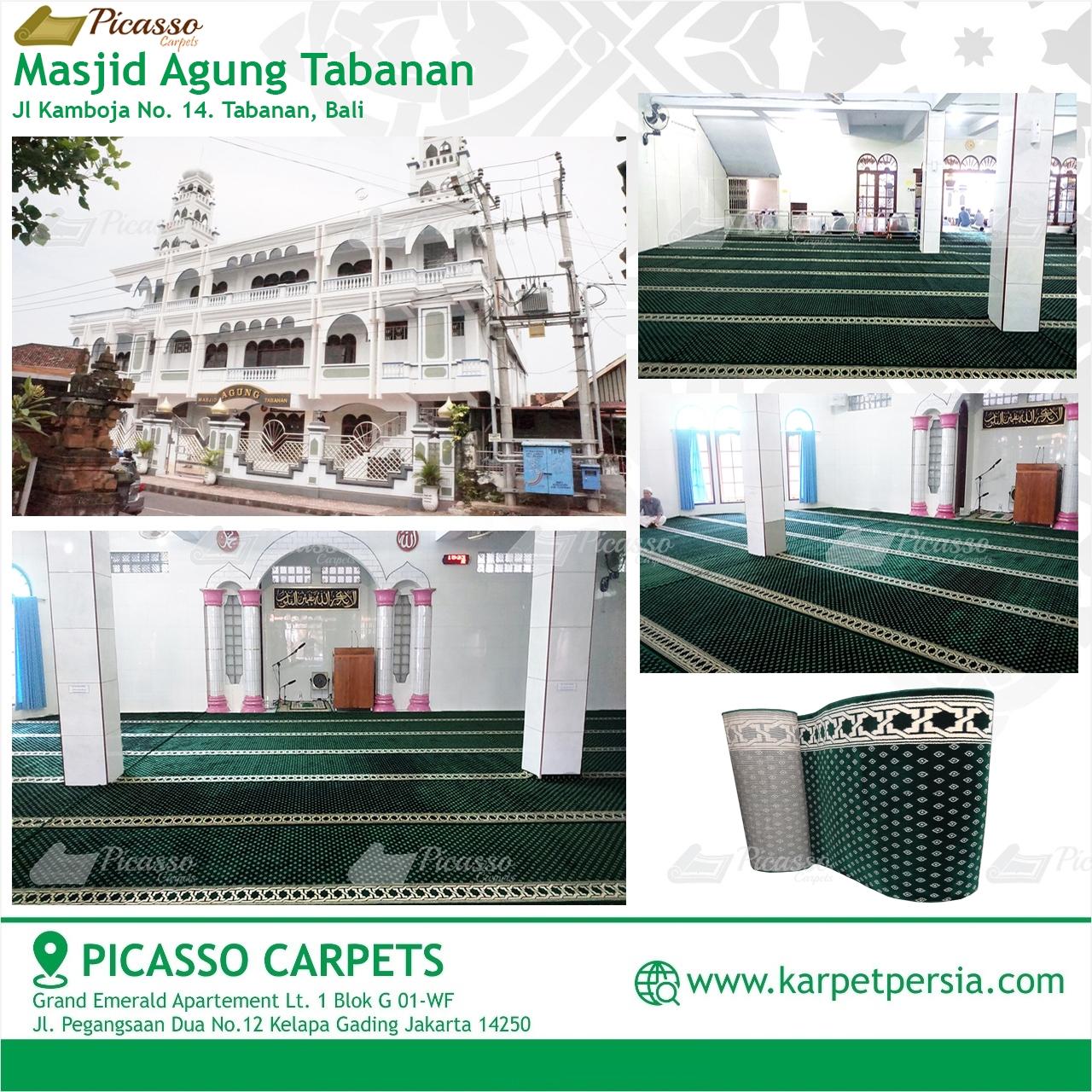Masjid Agung Tabanan Bali