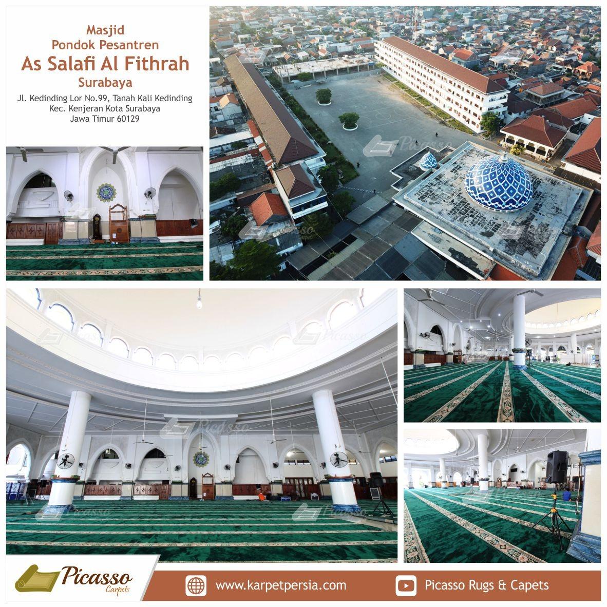 masjid ponpes assalafi al fitrah surabaya