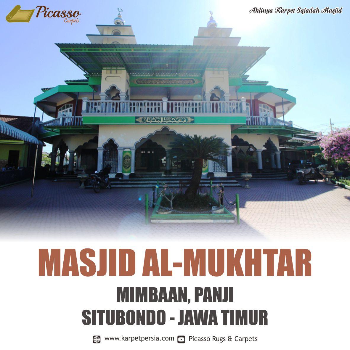 karpet masjid situbondo