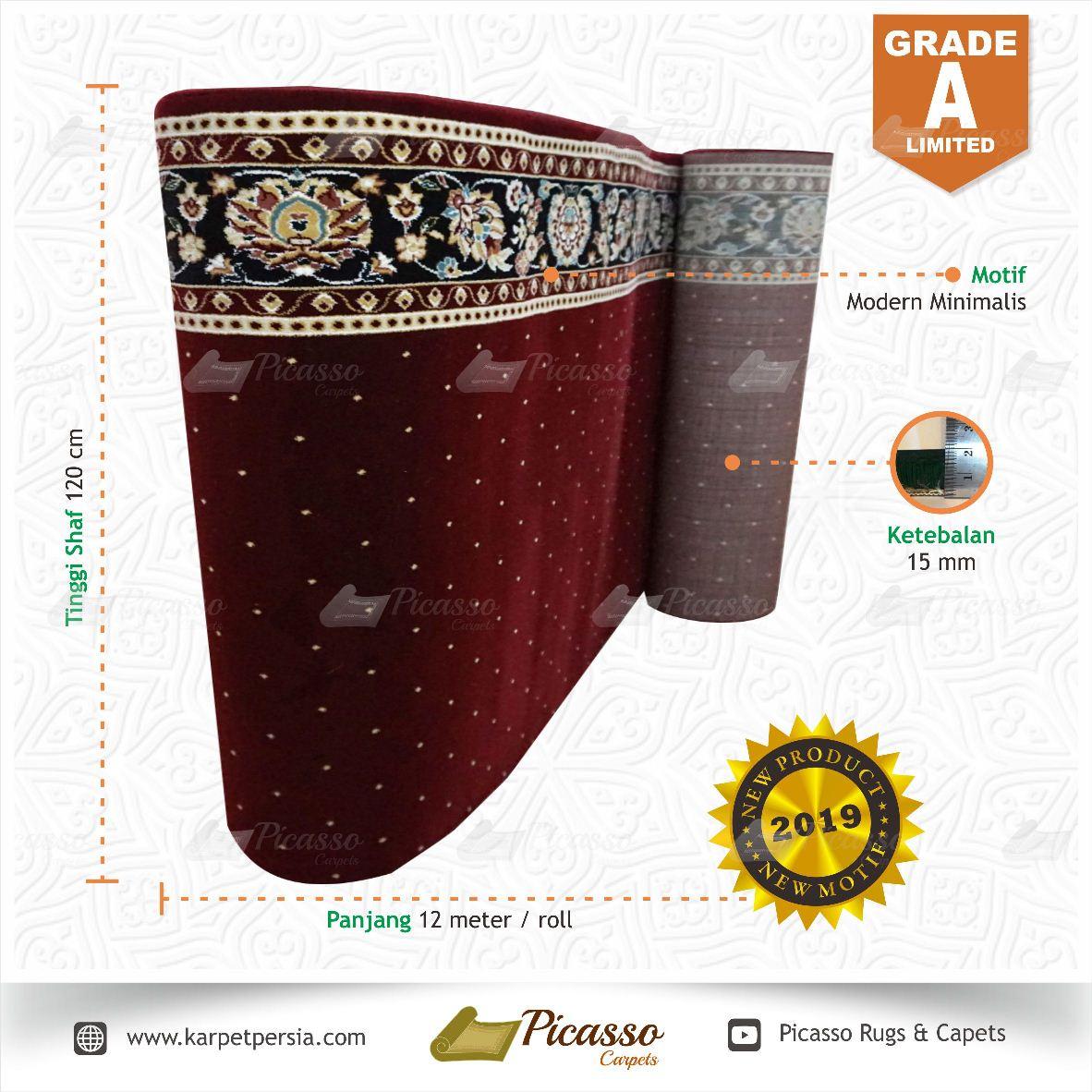 Karpet Masjid - Grade A Limited