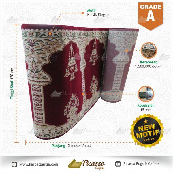 karpet masjid turki A