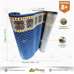karpet masjid B+ Minimalis