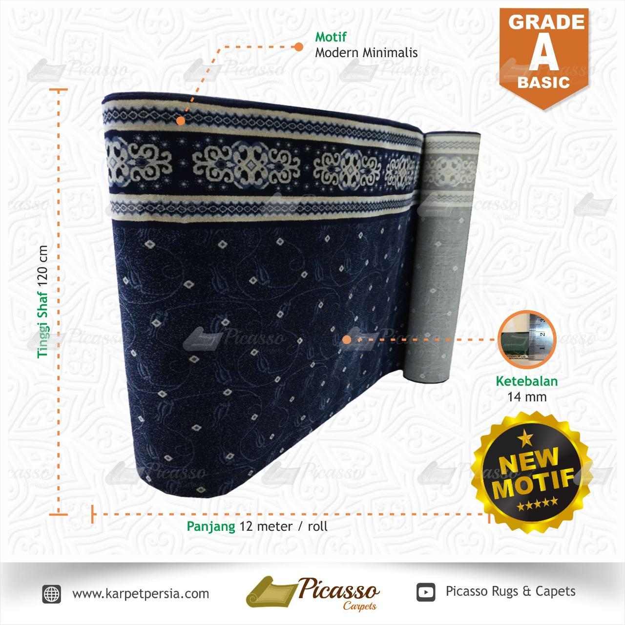 karpet masjid - Grade A Basic