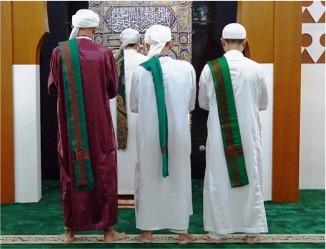 karpet masjid nyaman