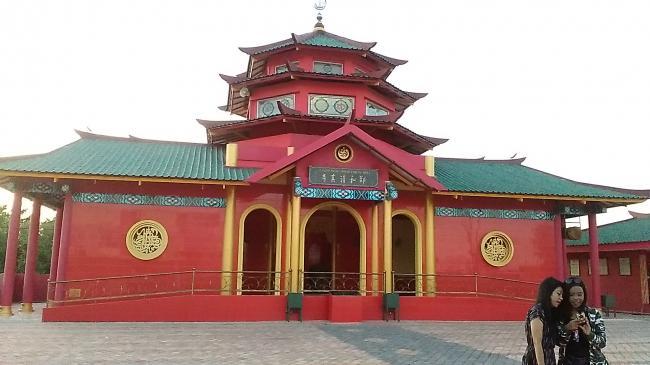 masjid cheng ho batam