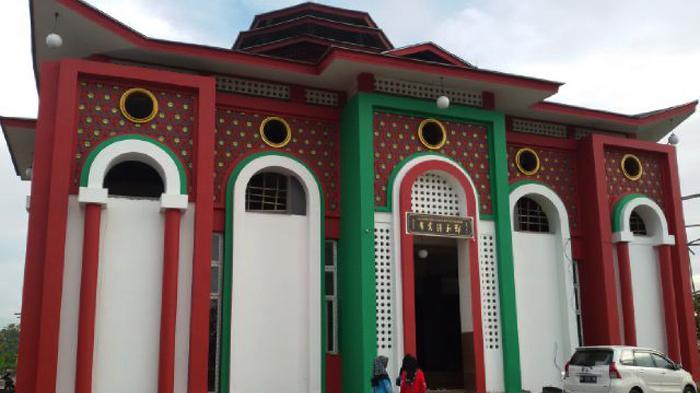 masjid cheng ho gowa