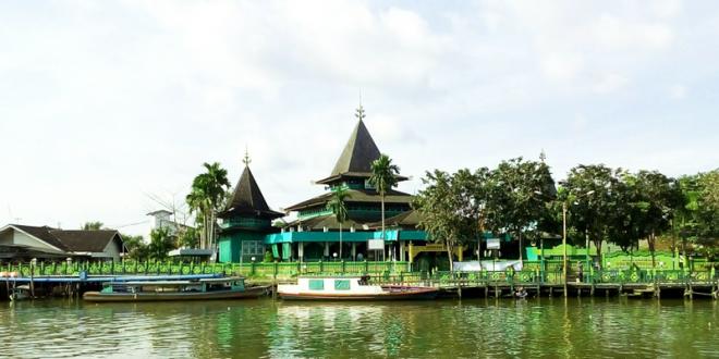 Masjid Tertua Di Indonesia Masjid Suriansyah