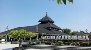 Masjid Tertua Di Indonesia masjid agung demak