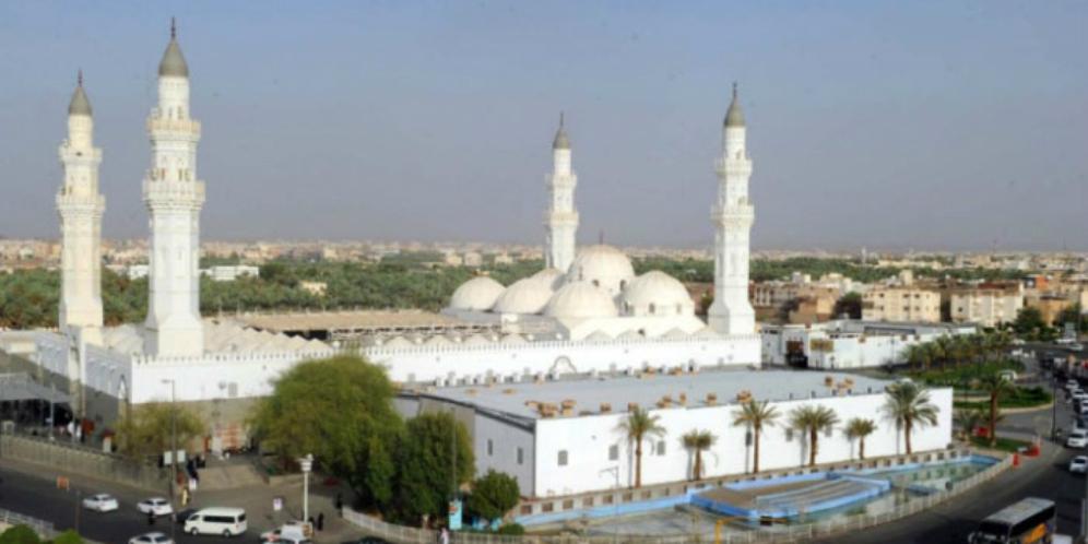 Sejarah dan Keutamaan Masjid Quba