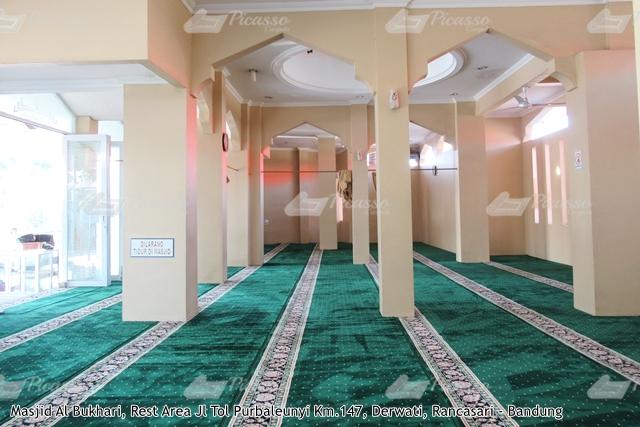 karpet masjid hijau bandung