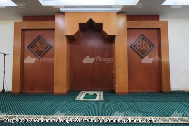Karpet Masjid As-Syifa RS PKU Muhammadiyah Sleman Jilid III