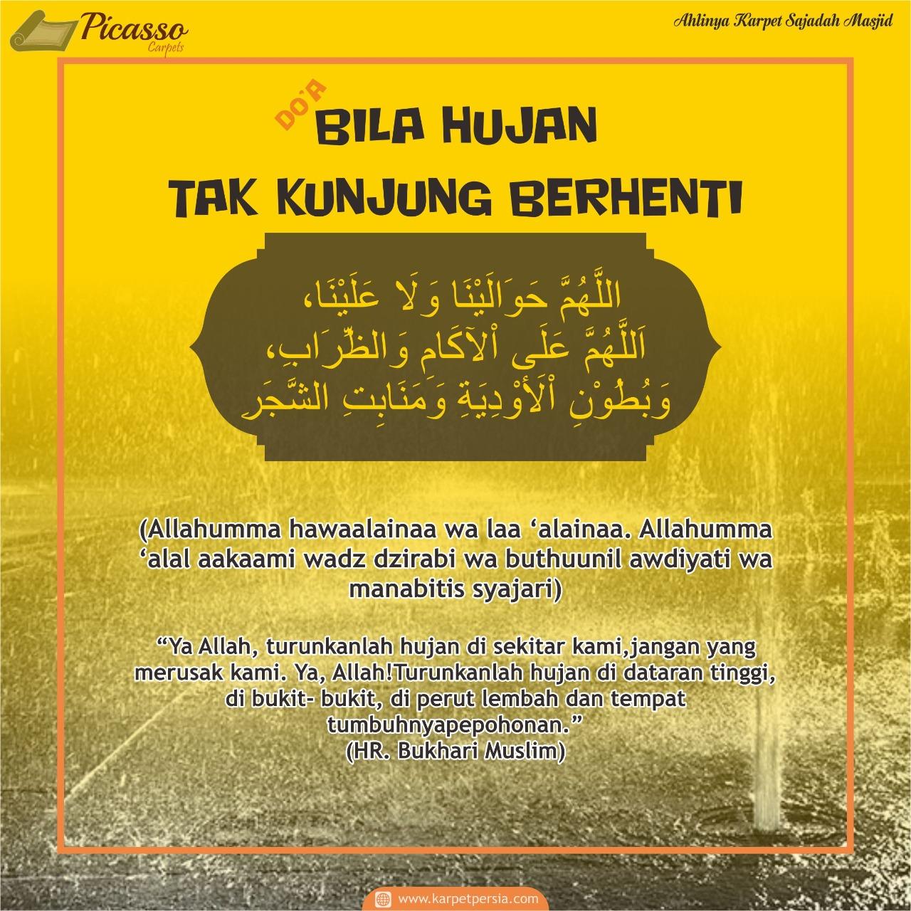 doa meminta hujan berhenti (1)