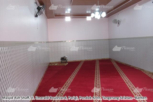 jual karpet masjid di tangerang