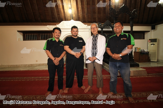 Profil Masjid Mataram Kotagede, Masjid Tertua Di Jogja