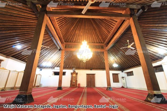 masjid mataram kotagede jogja