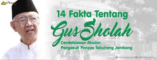 14 Fakta Tentang Gus Sholah, Cendekiawan Muslim Pengasuh Ponpes Tebuireng Jombang