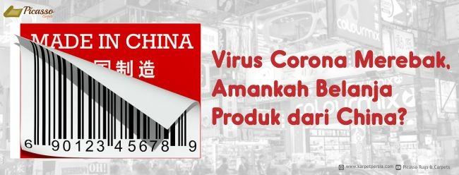 Virus Corona Merebak, Amankah Belanja Produk dari China