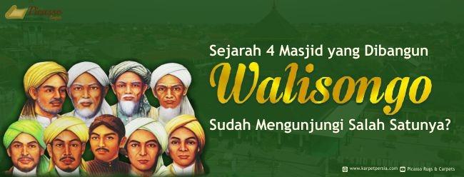 Sejarah 4 Masjid yang Dibangun Walisongo, Sudah Mengunjungi Salah Satunya?