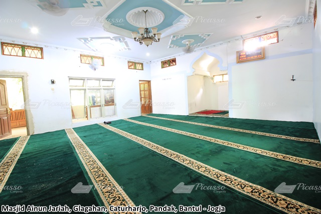 karpet masjid murah jogja