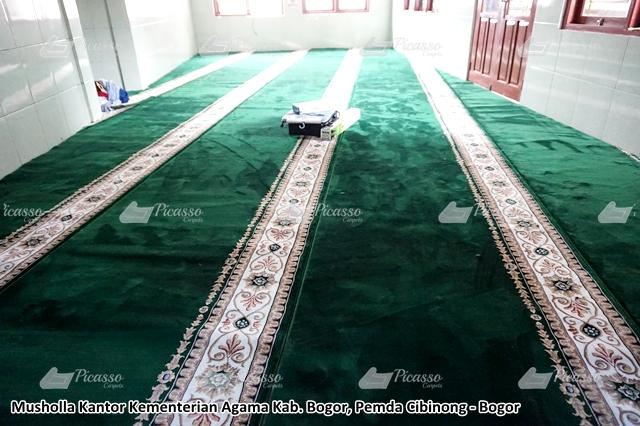 karpet masjid murah bogor