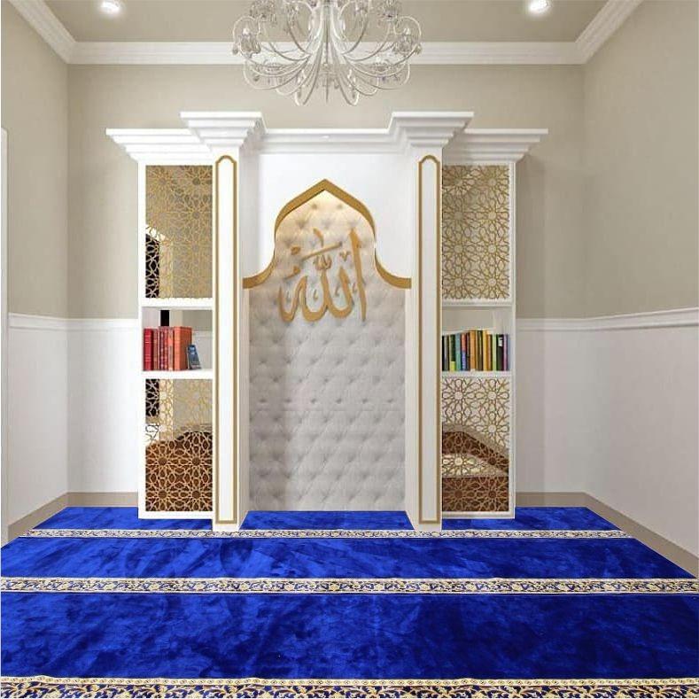 karpet sajadah musholla rumah (1)