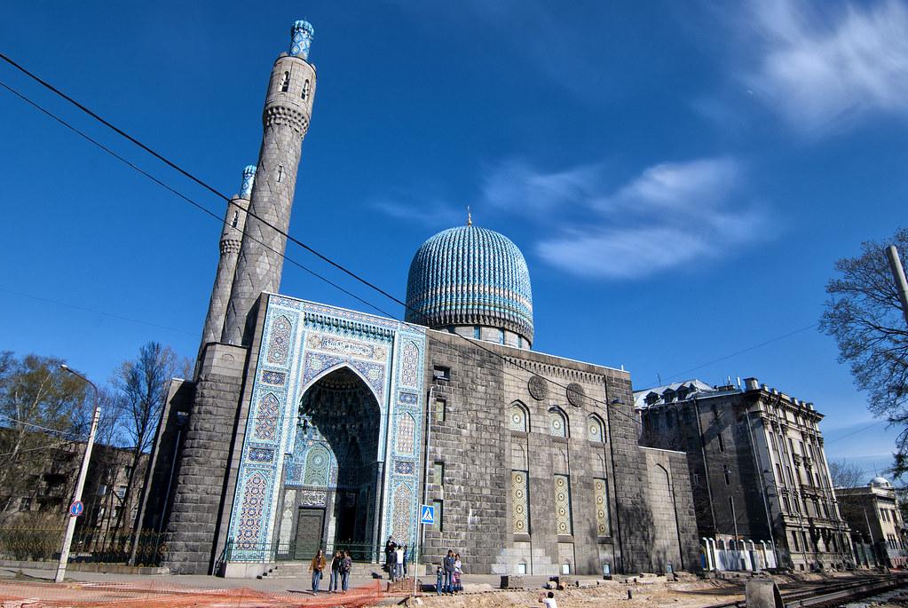 9 Masjid Terbesar di Eropa