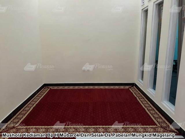 karpet sajadah musholla rumah
