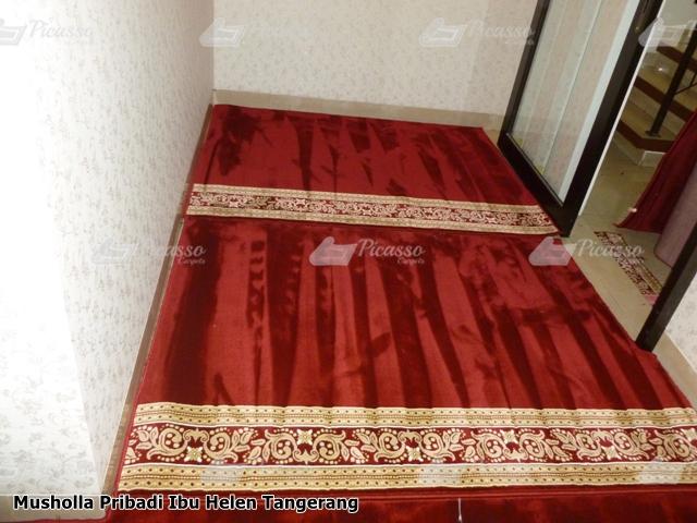 Karpet Sajadah Musholla rumahKarpet Sajadah Musholla rumah