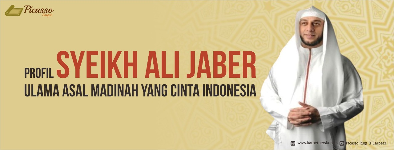 Profil Syeikh Ali Jaber Ulama Asal Madinah Yang Cinta Indonesia
