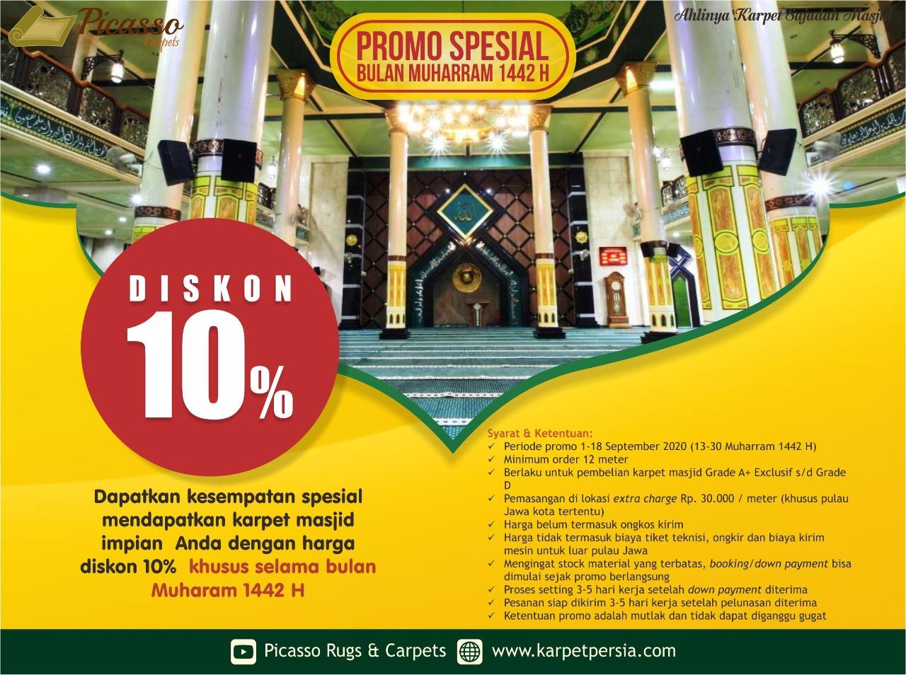 promo karpet masjid muharam 2020 web