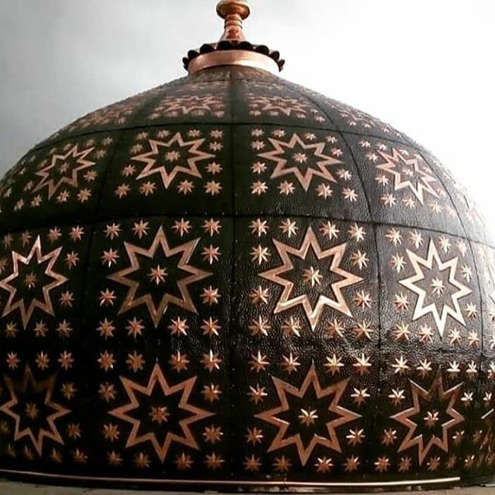 Jual Kubah Masjid Dari Tembaga