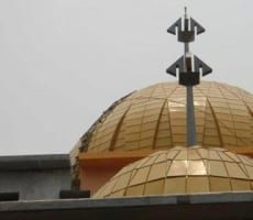 Jual Kubah Masjid Dari Tembaga – Arsitektur 'Wajib' Masjid Masa Kini
