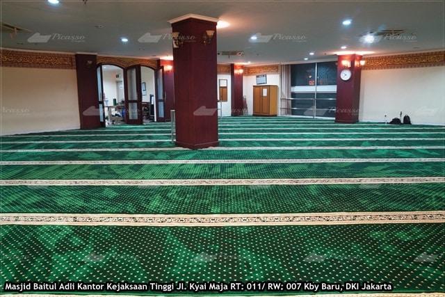jual karpet masjid custom jakarta