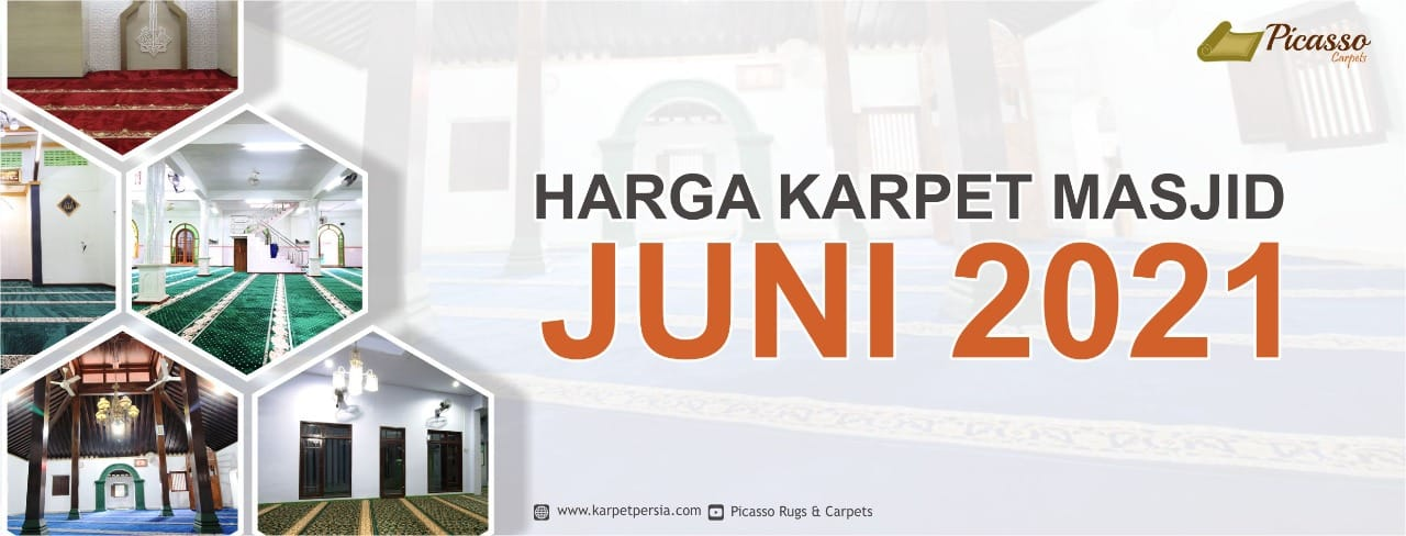 HARGA KARPET MASJID JUNI 2021